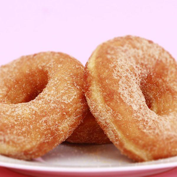 cinnamon doughnut 300